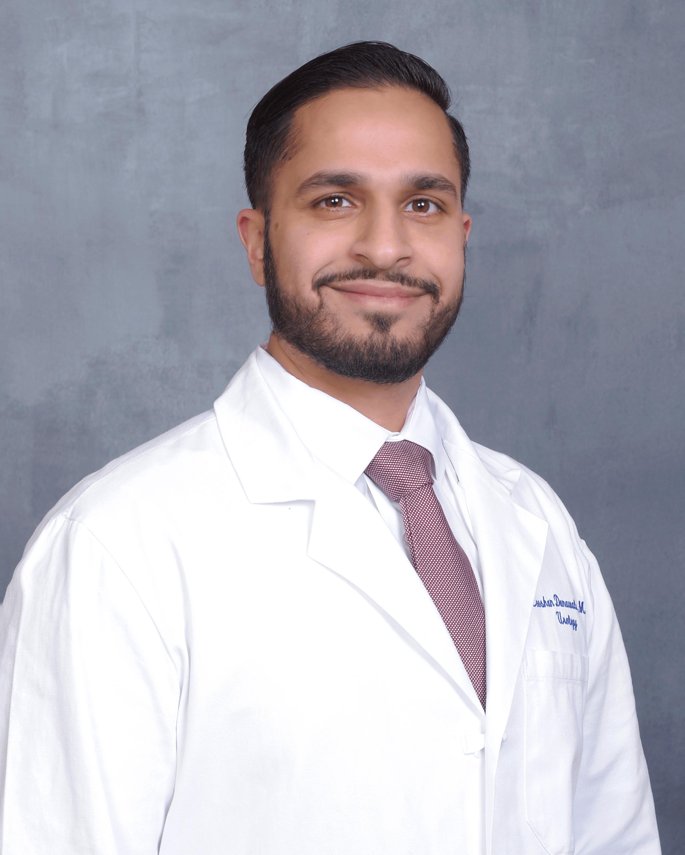 Urologist Dr. Zeeshan Danawala